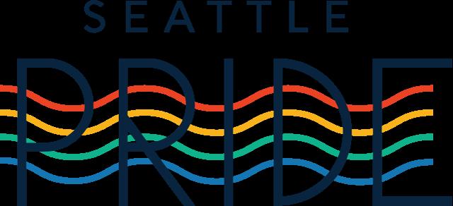 Seattle Pride Logo, Link to Seattle Pride Website