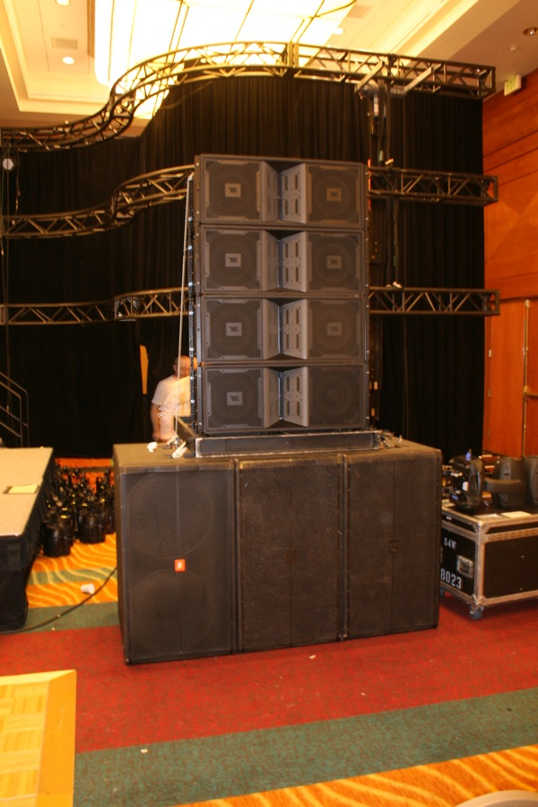 RainFurrest 2014, JBL VerTec 4888 over SRX728S